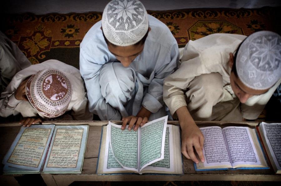 madrasa classroom